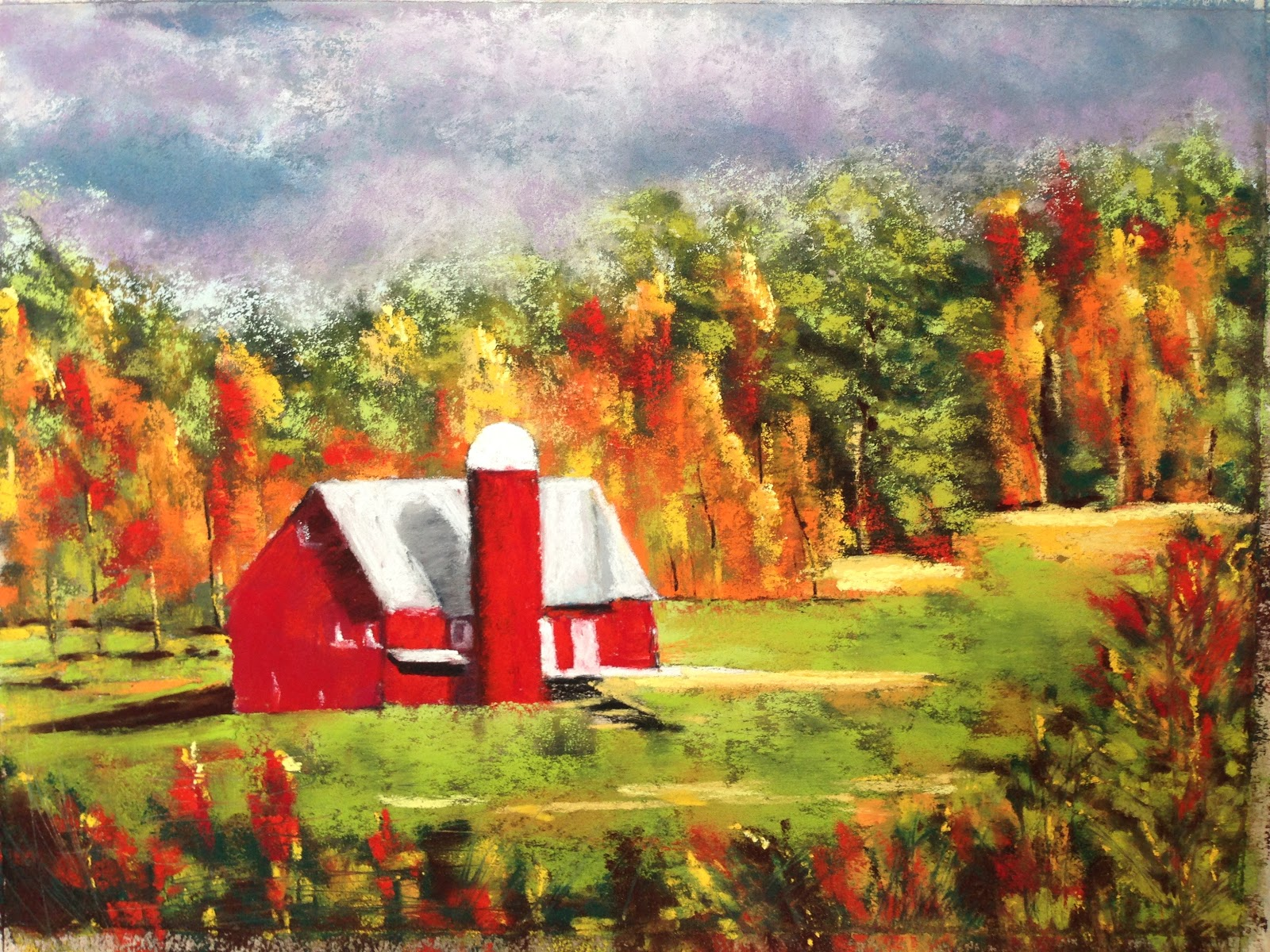 Donna Theresa - Autumn Farm