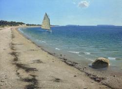 Joseph McGurl - Loomings, Head of the Harbor, Nantucket