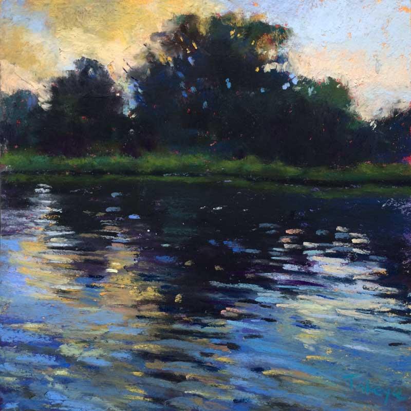 Takeyce Walter - Cove Sunset