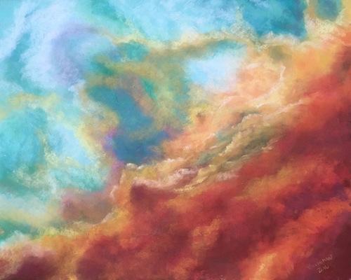 Susan Whiteman - Nebula