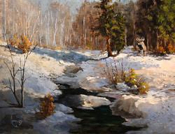 J. Richards, Jr. - Winter Vigil