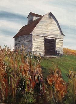 Nickie Barbee - Iowa Corn Crib