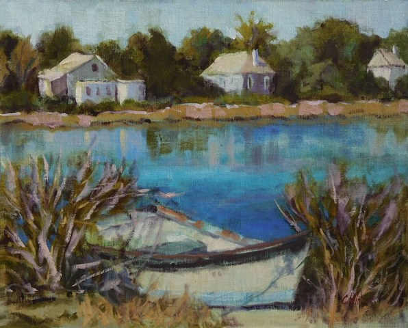 Connie Winters - Blue Waters