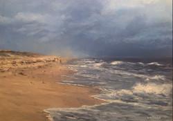 Danny O'Leary - Afternoon Beach Walk