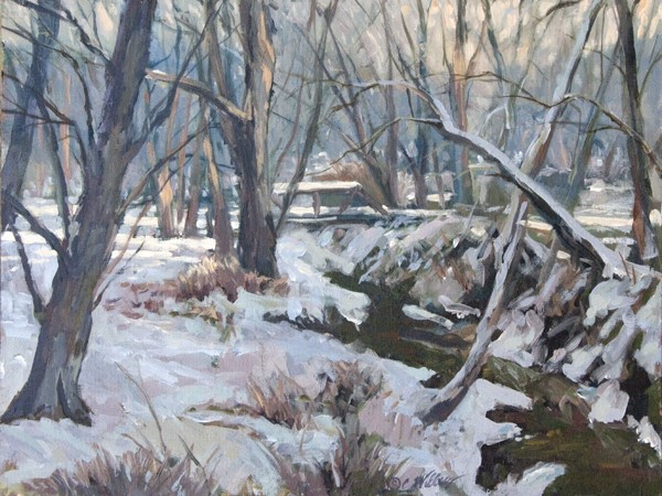 Chris Willey - Marr Creek, February