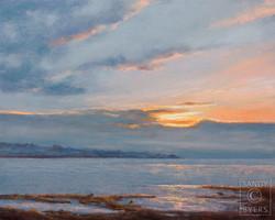Sandy Byers - City Beach Sunrise