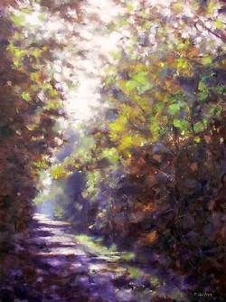 Judy Gelfert - Country Road