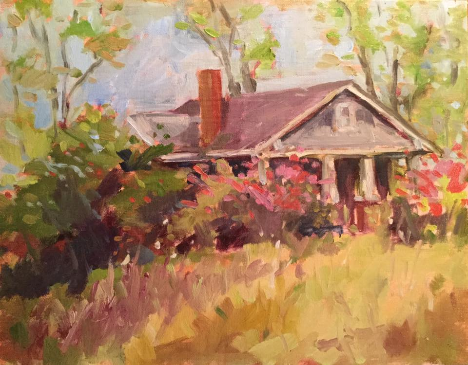 Barb Walker - Valley House