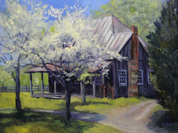 Ed Cahill - Mabry Farmhouse Spring