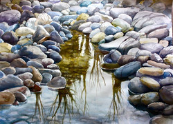Claudia Artzmann - Rocks Meets Water