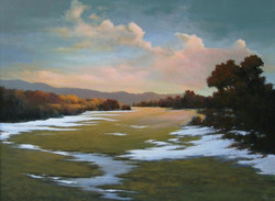 Ron brown - Early Spring Snow