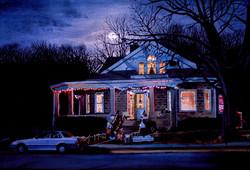 John Bayalis - Christmas Eve