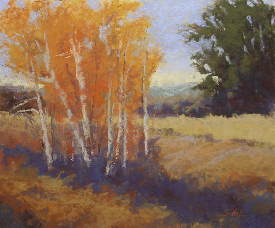 Suzanne deLesseps - Signs of Fall