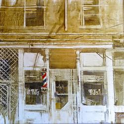 Beth Bathe - TJ's Barbershop