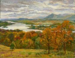 Ramona Dooley - View of the Hudson