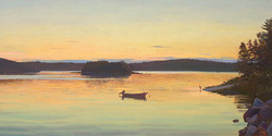 Josh Adam - Twilight, Northern Bay