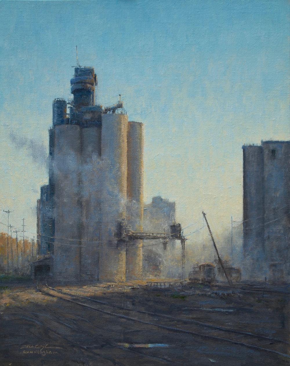 Joshua Cunningham - Dust and Steam