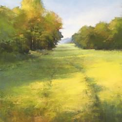 Florence Penouty - Wheatfield in Summer