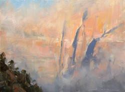Dave A. Santillanes - The Canyon Emerges