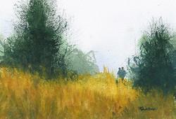 Zan Barrage - Yellow Field