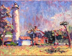 Lisa Blackshear - St Simons Island Light