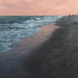 Danny O'Leary - Along the Shoreline at Dusk