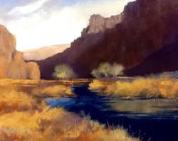 Bonnie Zahn Griffith - Owyhee River Canyon Symphony