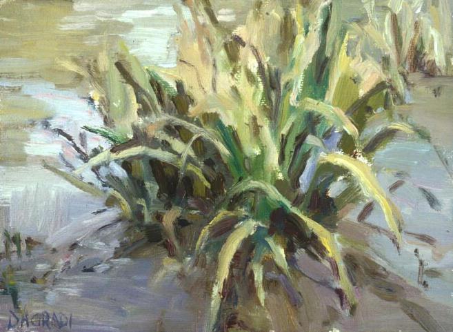 Joan DaGradi - Marsh Grass (oil)