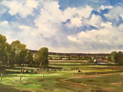 Mike Samson - Elham Valley, Kent