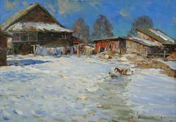 Alexander Shevelev - Melting Snow. House