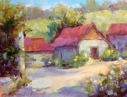 Brenda Pinnick - Fraysinet Morning