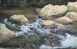 Cindy Kopenhafer - Dry Run Creek