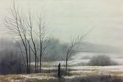 Vic Roschkov - Snow-Squalls