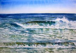 Claudia Artzmann - Waves