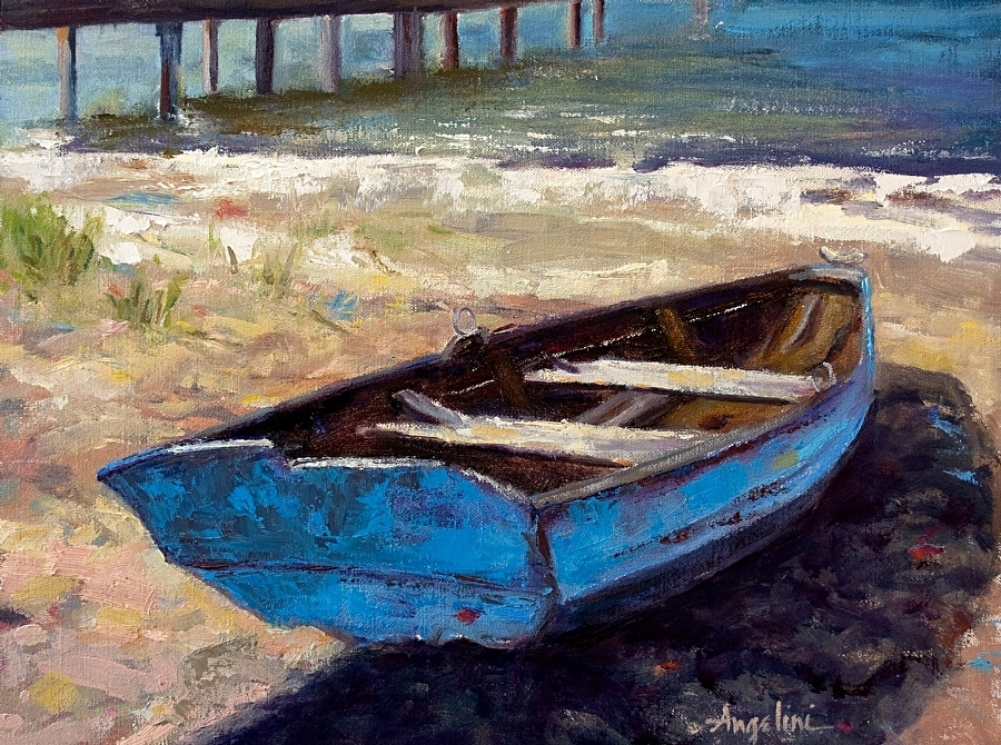 Nancy Angelini Crawford - Once Upon a Rowboat