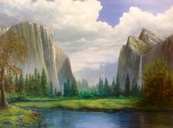 John Nichols - Yosemite Valley