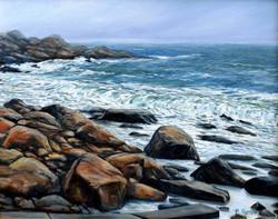 Eileen Patten Oliver - Old Garden Beach, Rockport, MA