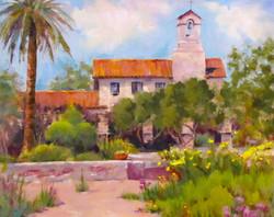 Donna H. Branson - San Capistrano Mission