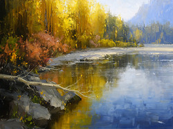Stacey Peterson - Autumn Morning 2