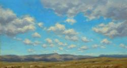 Janet Anderson - Western Skies