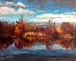 Brian Simons - Autumn Reflection