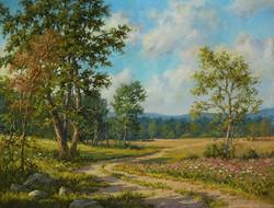 Barbara Nuss - Spring Pastures