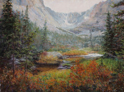 Mary M Giacomini - The Loch