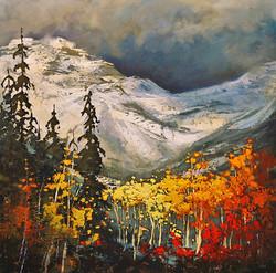 Linda Wilder - Autumn's Last Stand