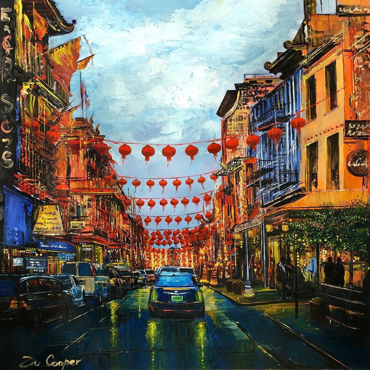 Ziv Cooper - Chinatown
