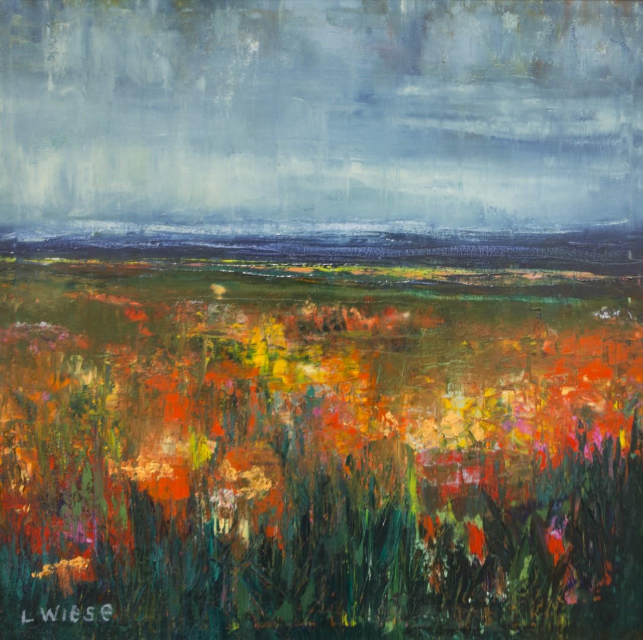 Lindy Wiese - Rain Flowers