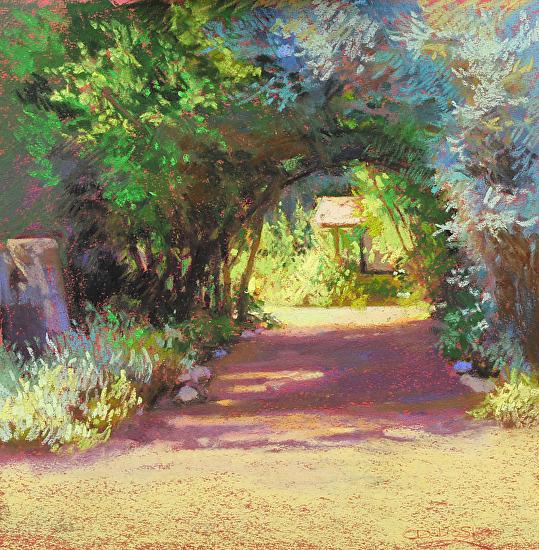 Christine Debrosky - Arboretum Arches.jpg