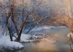 Javad Soleimanpour - Warm Winter