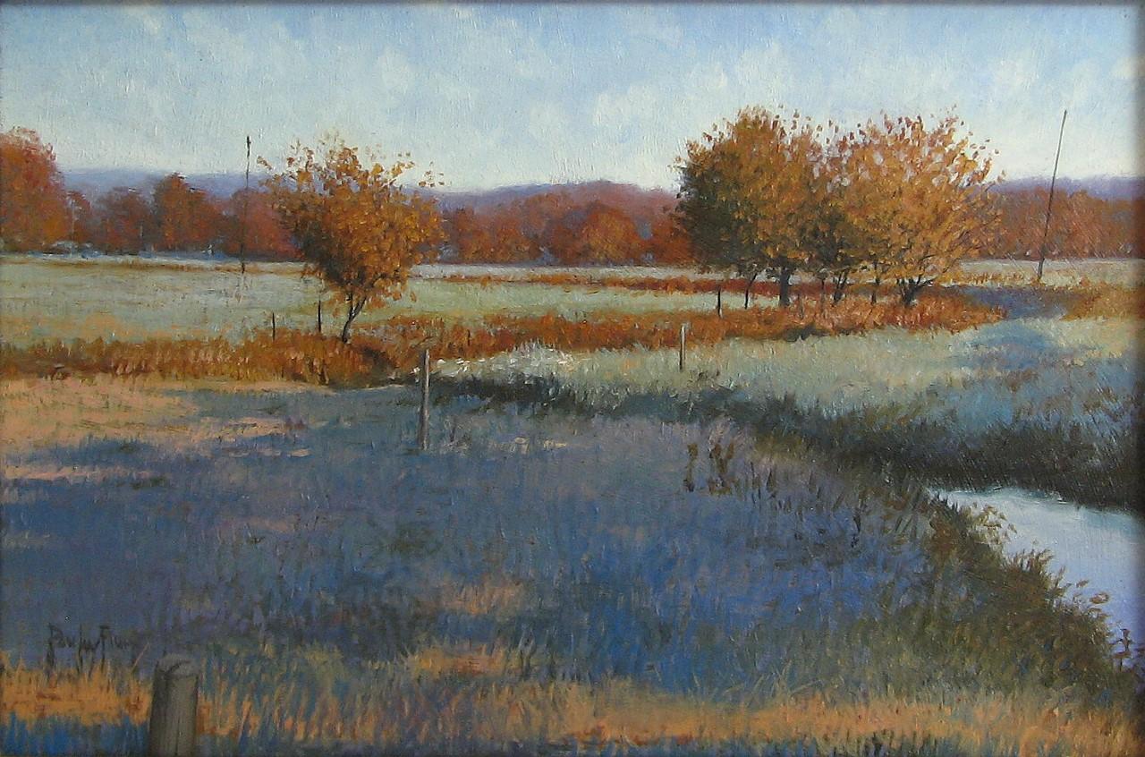 Paul W. Flury - Early Frost No. 3