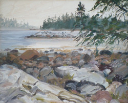 Douglas Howe - Cranberry Island